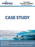 Case Study - Chetwynd, BC - Oil Spill