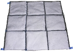 RUBBERIZER® by ClearTec™ 3'x3' Quilted Mat