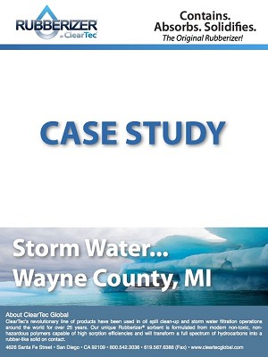 Case Study - Wayne County, MI - Storm Water